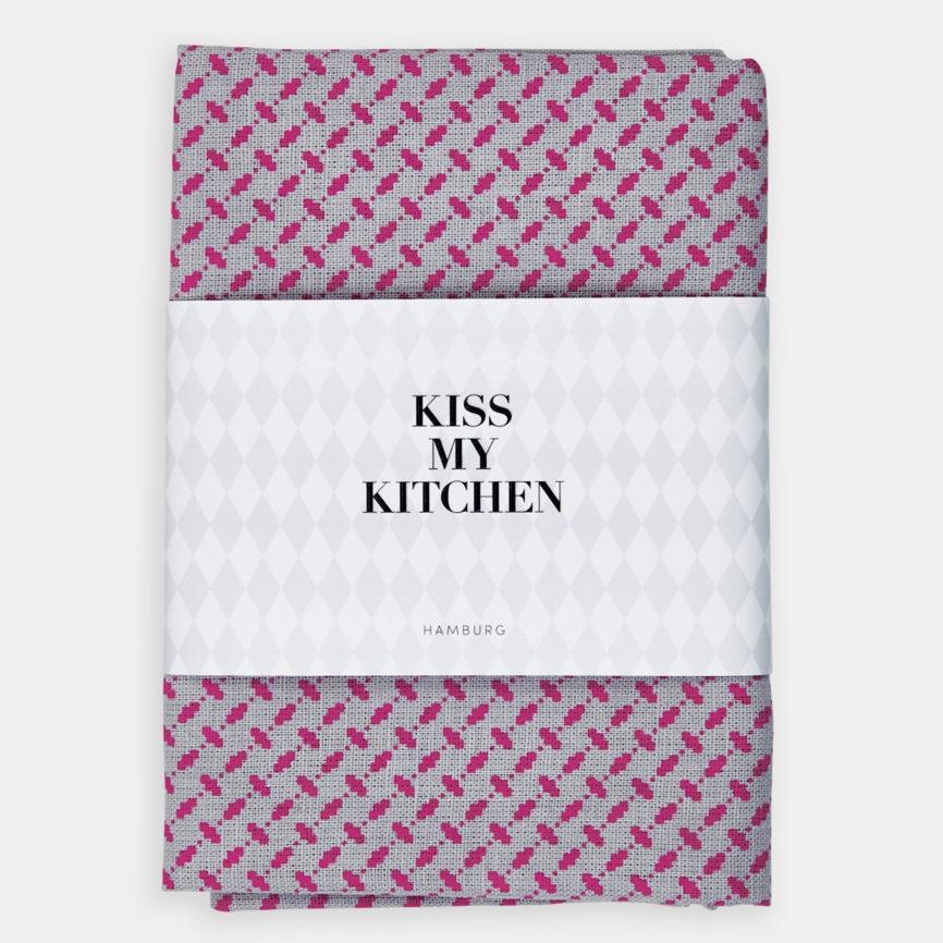 Kiss my Kitchen Palu pure pink
