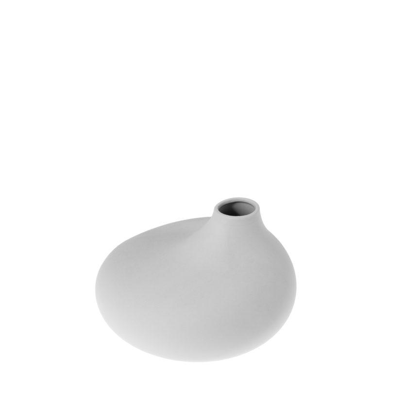 Storefactory Vase Källa in matt grau