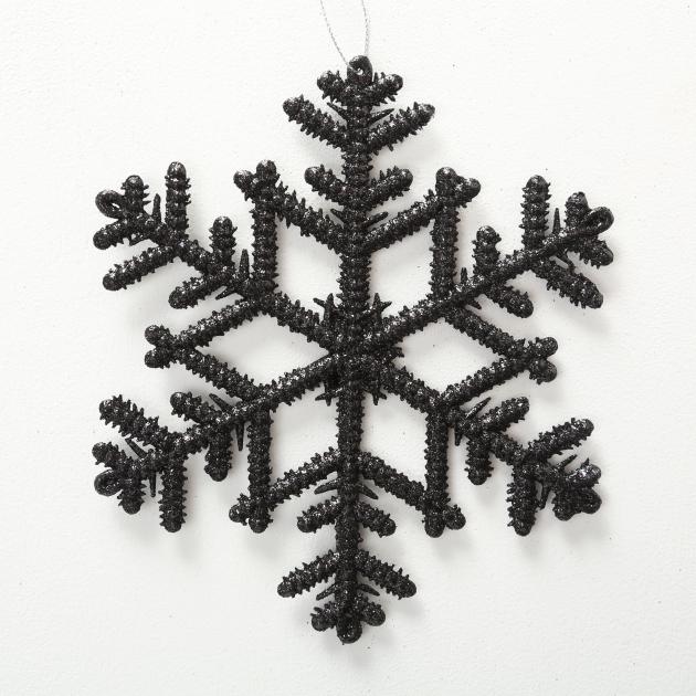Dekoanhänger Levy schneeflocke