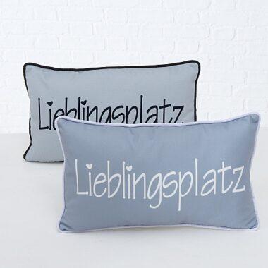 """Boltze """"Lieblingsplatz Kissen"""