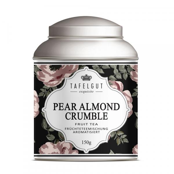 Tafelgut pear-almond-crumble-tea
