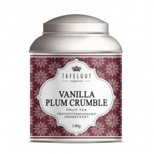 Tafelgut vanilla-plum-crumble-tea