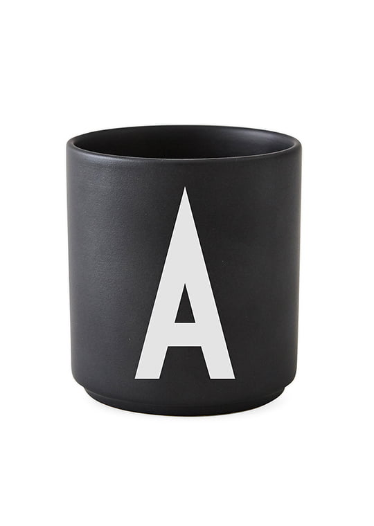 Design Letters Becher / Cup A