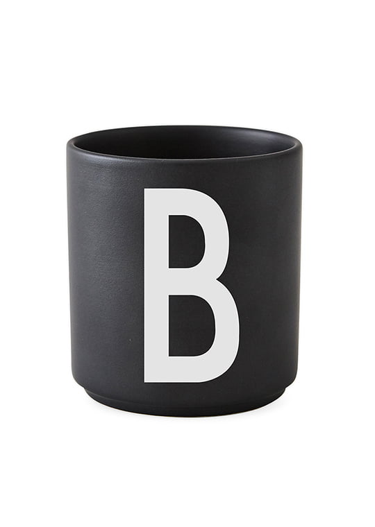 Design letters becher B