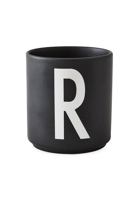 Design letters Becher R