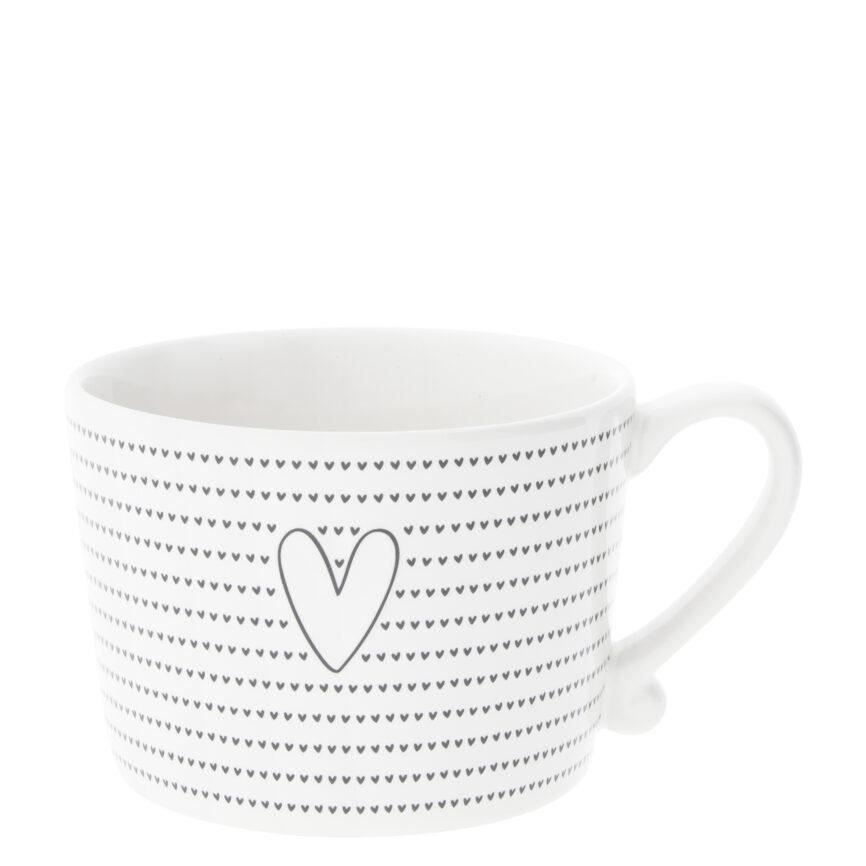 Bastion Tasse mit Herzen