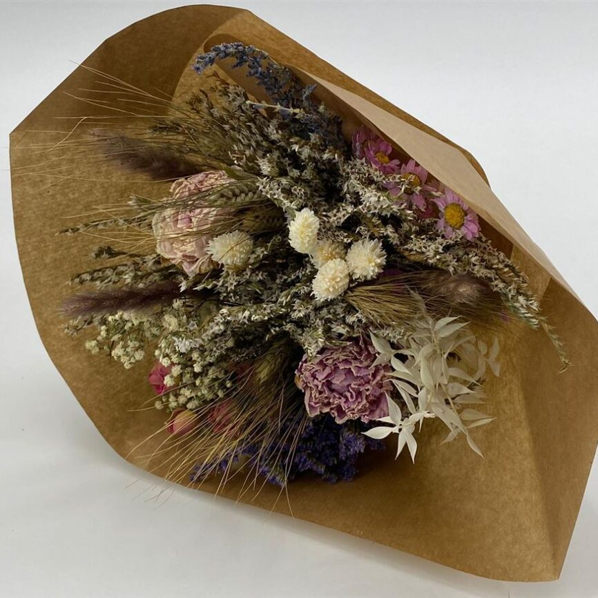 trockenblumenstrauß mix