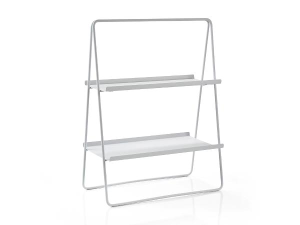 Zone A Table Shelf grau