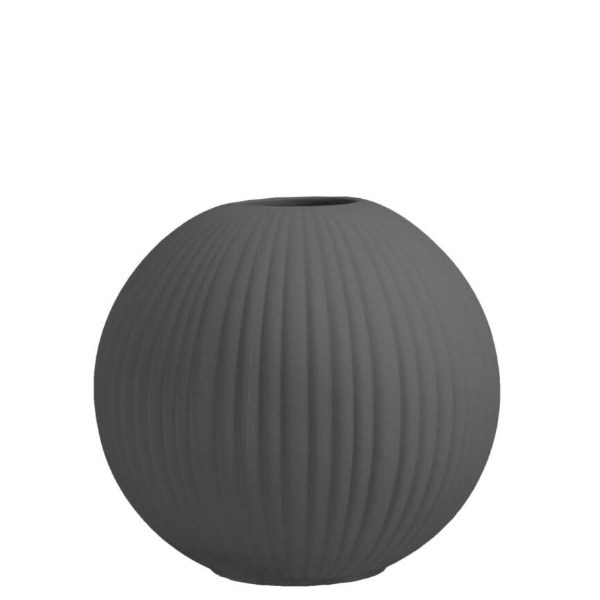Storefactory Vase Vena Anthrazit