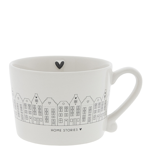 Bastion Collections Tasse houses