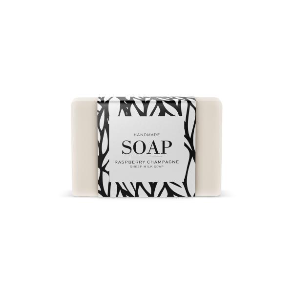 Tafelgut seife Raspberr champagne soap