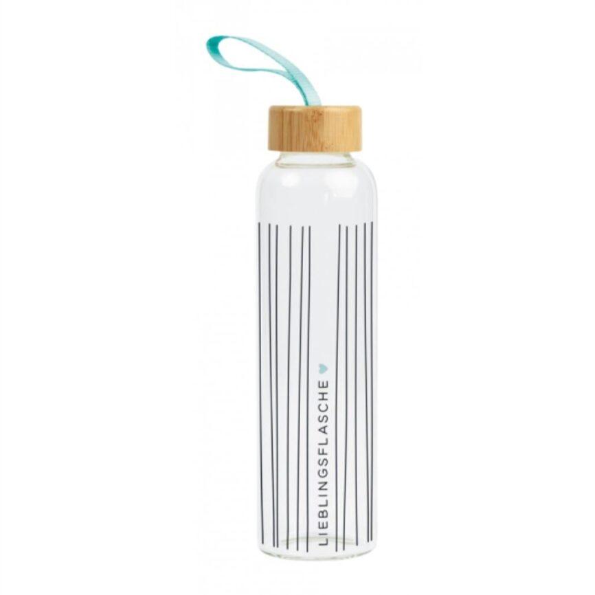Grafik Werkstatt Lieblingsflasche Glas