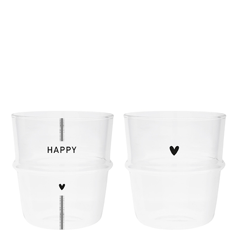 Bastion Trinkglas Happy