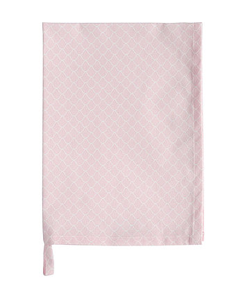 Krasilnikoff Geschirrtuch rosa