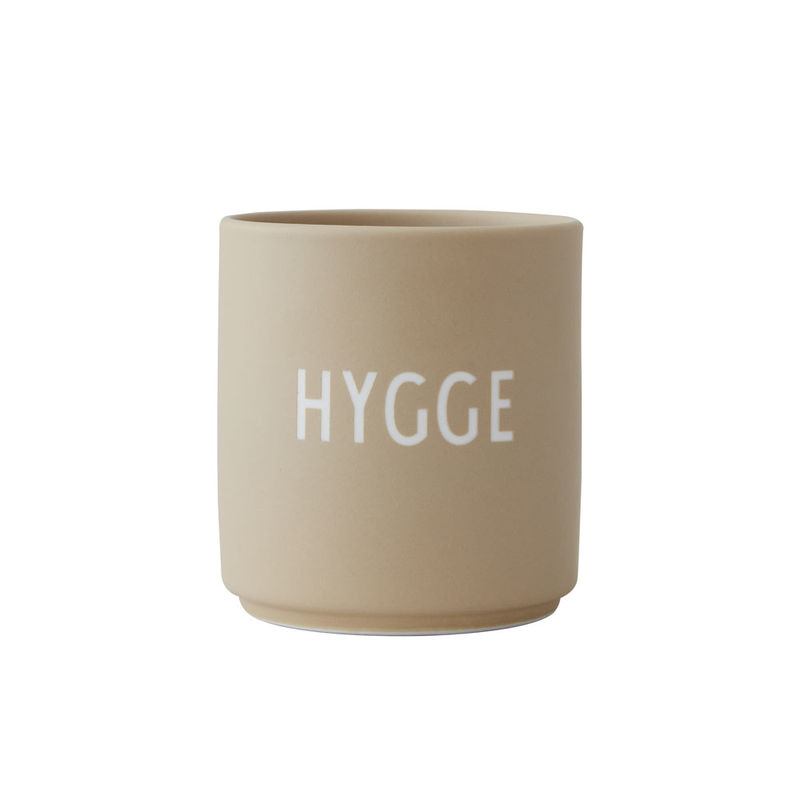 Design Letters Becher Hygge