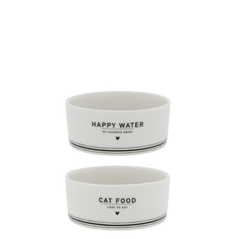 Bastion Collections schale cat food