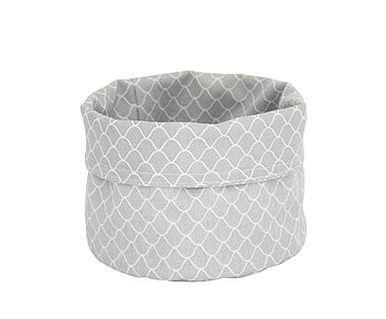 Krasilnikoff Brotkorb mermaid grey