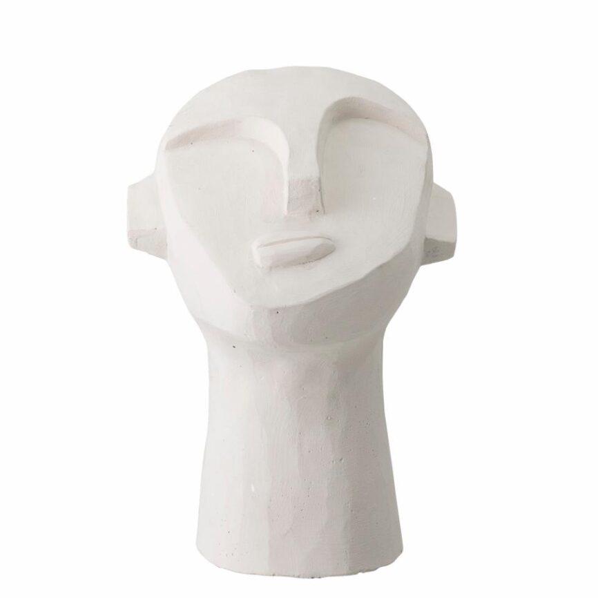 Bloomingville Skulptur weiß