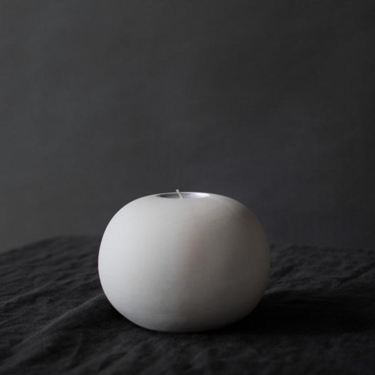 Storefactory Kerzenhalter Bosebo weiß