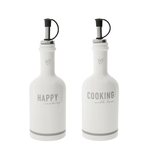 Bastion Collections Flasche Happy cooking