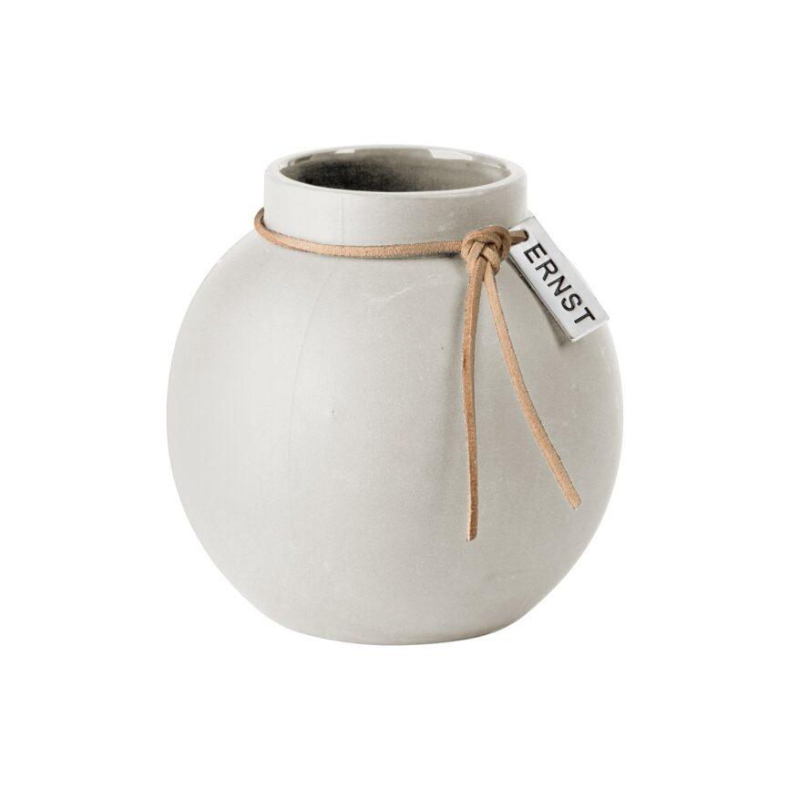 Ernst Vase D10cm weiß