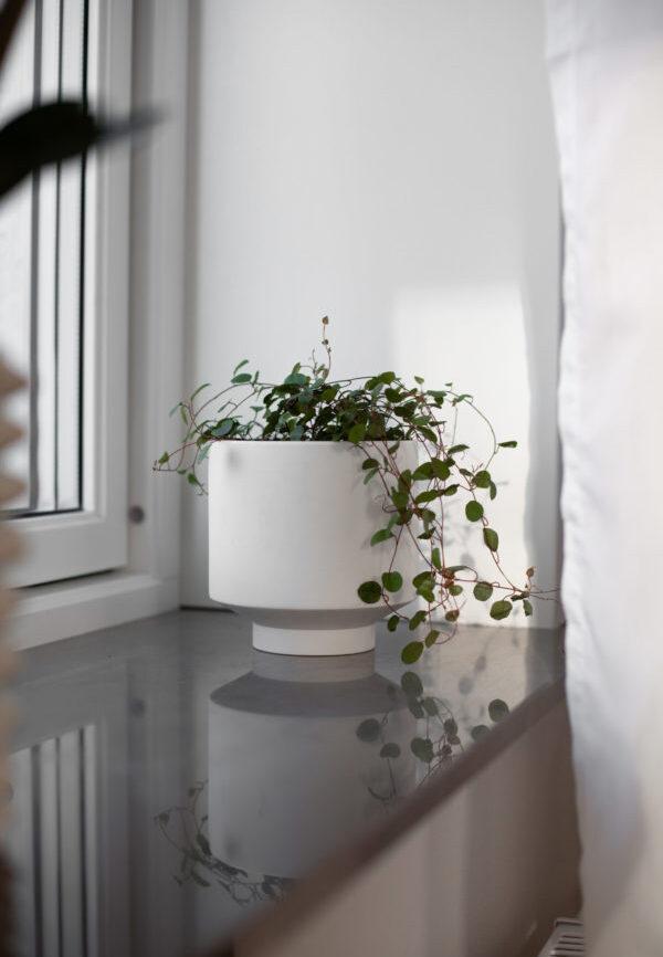 storefactory Pflanzentopf Kiaby weiß