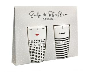 Grafik Werkstatt Salz & pfeffer , Mann und Frau
