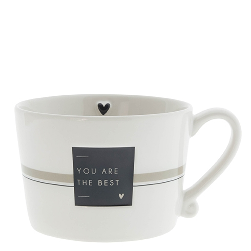 Bastion Collections Tasse you are the best