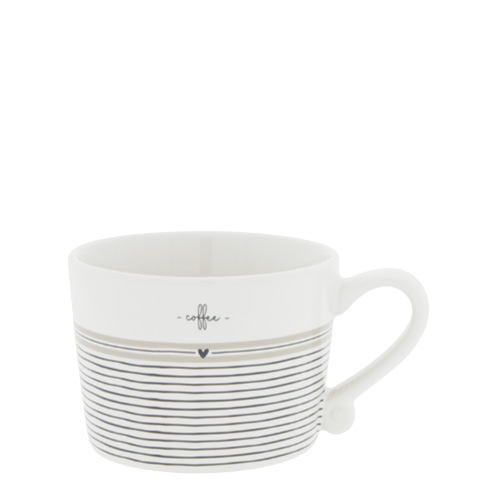 Bastion Collections Tasse Hello you