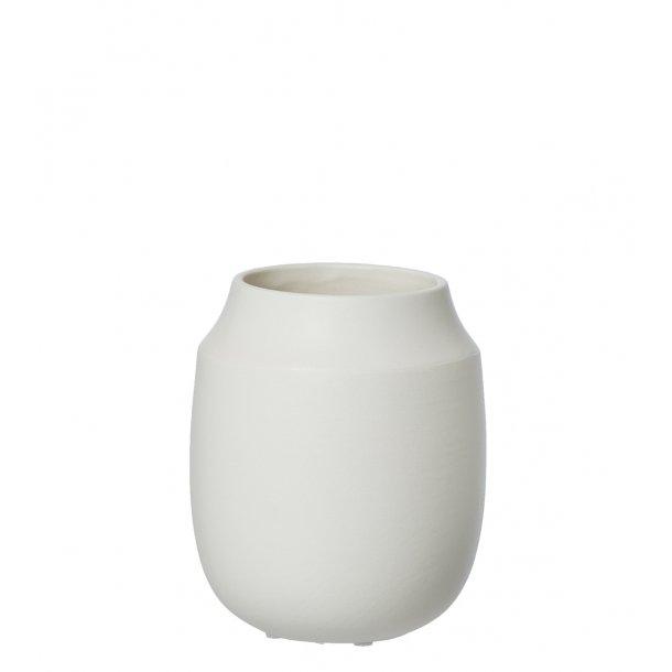 Oohh Collection Vase Aya H11cm weiß