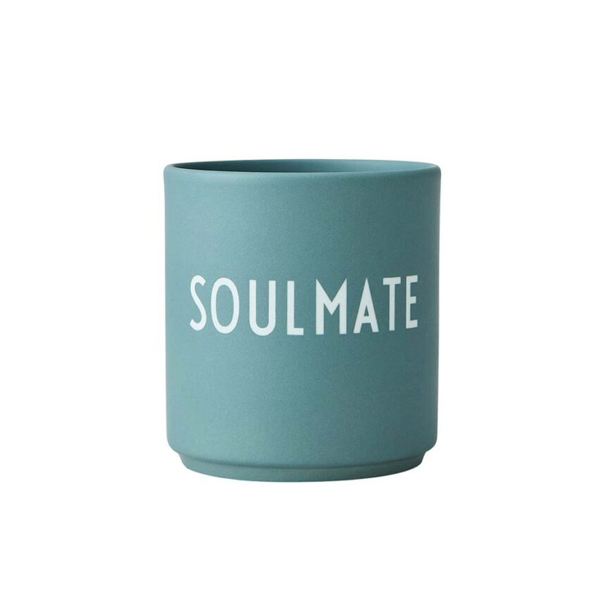 Design Letters Becher Soulmate