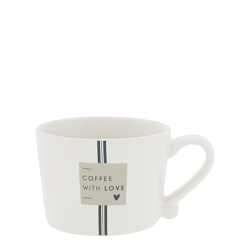 Bastion Collections Tasse coffee love