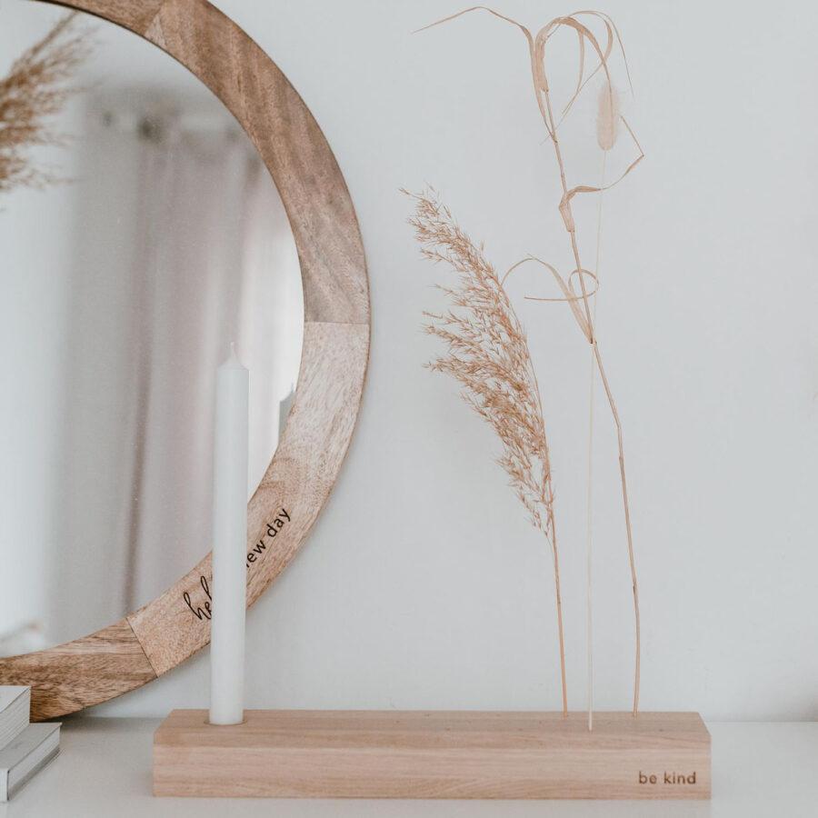 Eulenschnitt Flowergram be kind