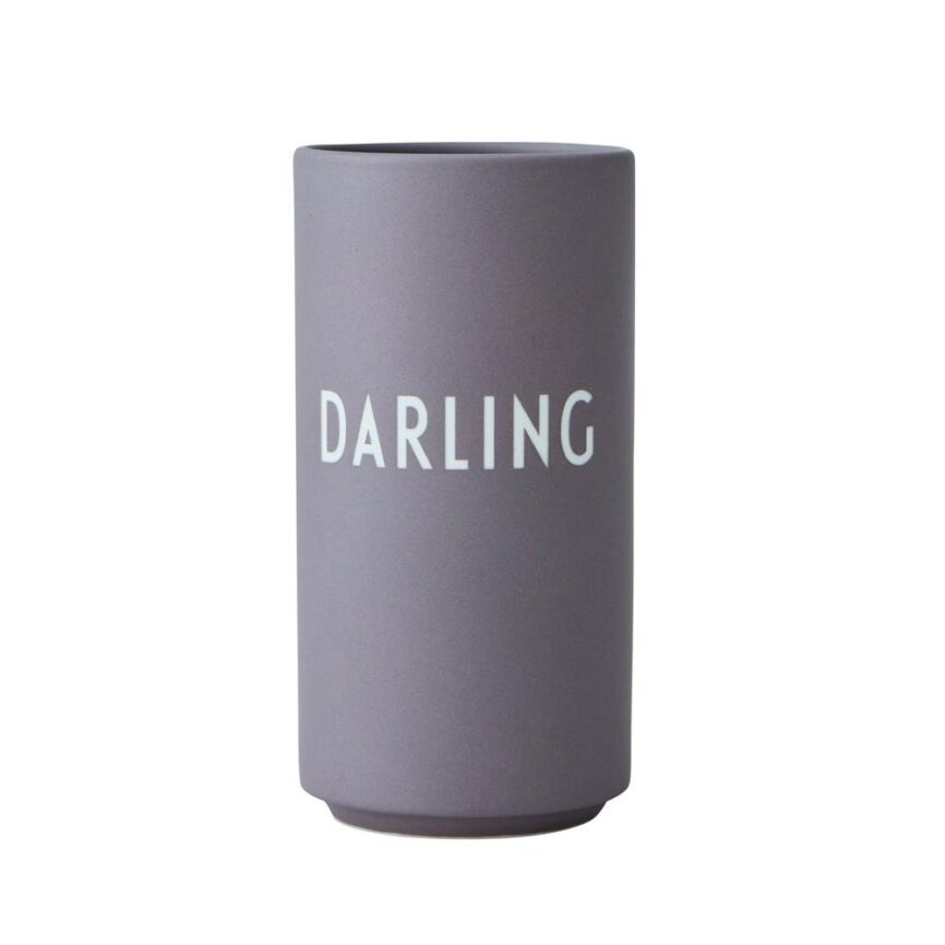Design Letters Vase Darling