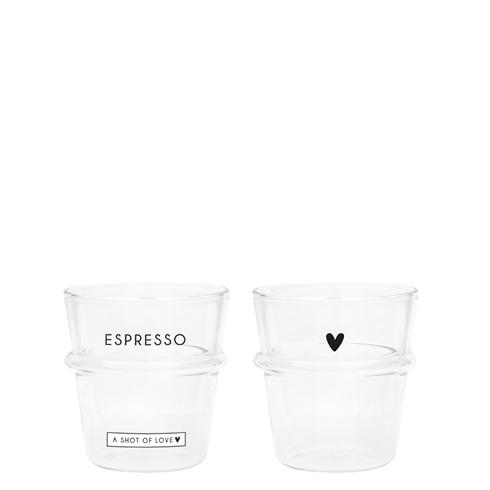 Bastion Collections Espresso Glas Neu