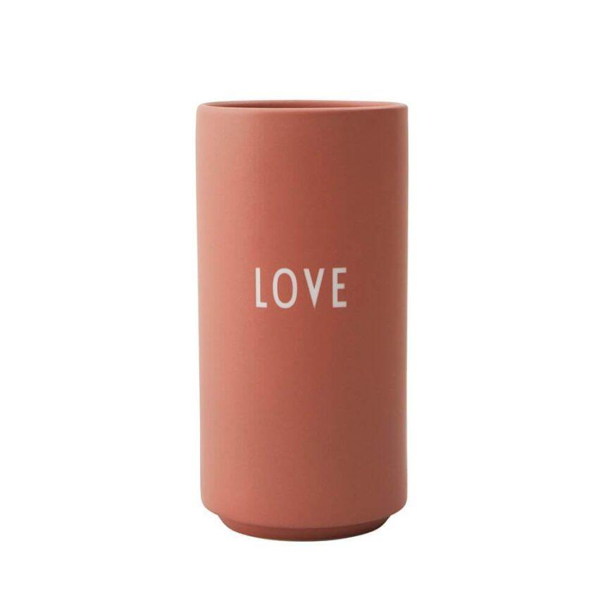 Design Letters Vase Love