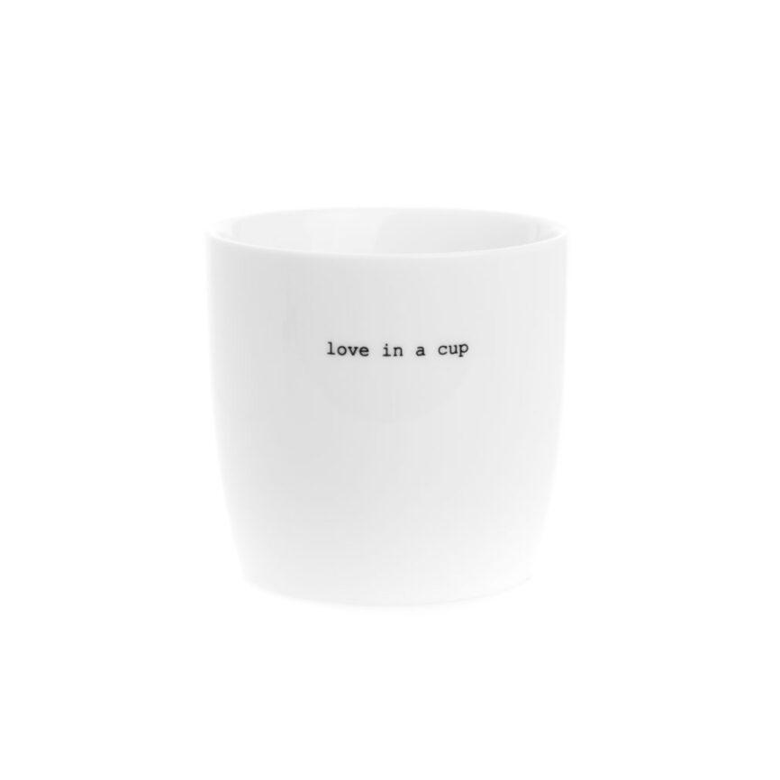 Sögne home love in a cup