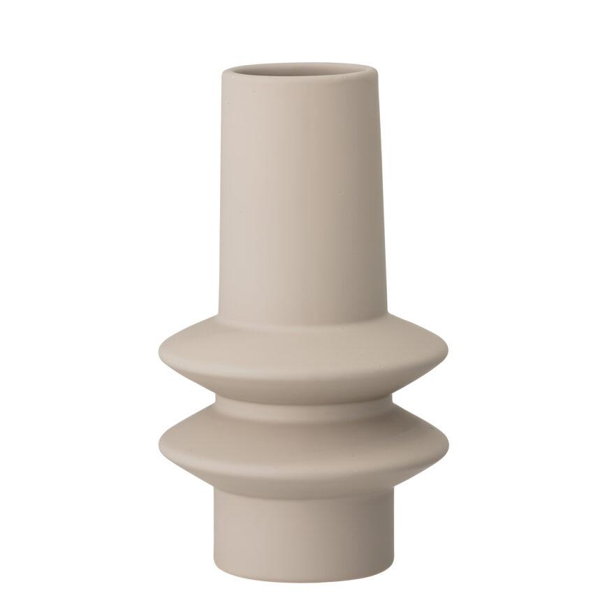 Bloomingville Vase Isold beige