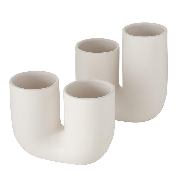 Nordic Vase Filicio weiß