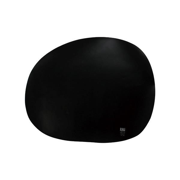 Aida raw tischset schwarz