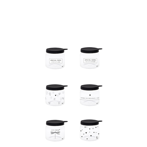 Bastion Collections Mini Vorratsgläser