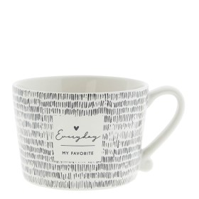 Bastion Collections Tasse Everyday my favorite