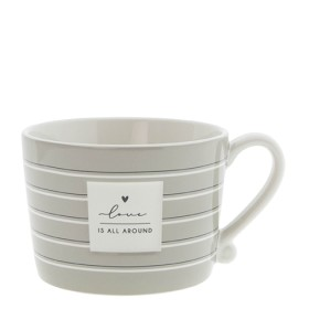 Bastion Collections tasse love is all around