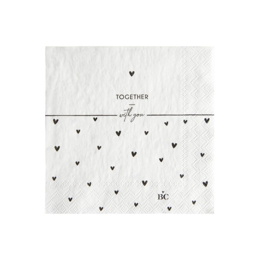 Bastion Collections serviette together